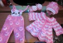 Crochet: Babies & Kids Outfits