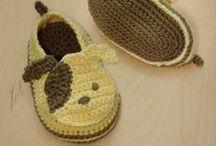 Crochet: Baby Booties/shoes
