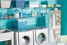 Dream Home: Laundry room/Mud room