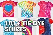 Tie Dye/T-Shirt making