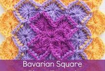 Crochet: Tips/Stitches/Etc