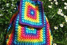 Crochet: Bags/Baskets/Etc