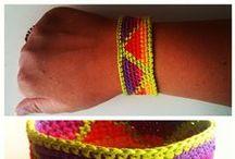 Crochet: Headbands/Accessories/Etc