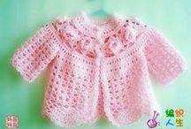 Crochet: Baby & Kid Sweaters