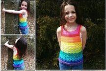 Crochet: Baby & Kid Shirts/Tops