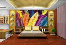 Dream Home: Wallpaper/Paint/Murals