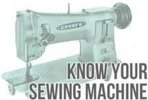 Sewing: Tips/Tricks/Lessons