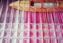 Crafts - Weaving / Ideas and inspiration for weaving with various types of looms. / by Rebecca Greco