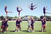 Cheerleading / by Alexandra Baltes