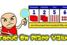 Place Value / Focus On Place Value: http://www.mathfilefoldergames.com/focusonplacevalue