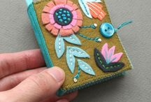 Sewing - Pincushions and Needle Books / by Rebecca Greco