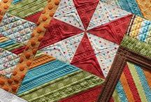 Quilting / Quilt design and free motion ideas / by Amy Kerkemeyer