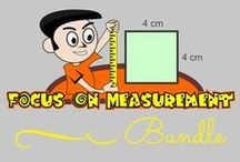 Measurement Activities / Measurement Activities! Measurement Activities!   These fun measurement activities and games for kids make measuring as simple as possible. Help your students master the sometimes difficult concepts of measurement. Whether your children realize it or not, measurement, and the ability to measure, is a math skill used every day! https://www.teacherspayteachers.com/Product/Measurement-Activities-1617930