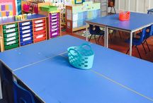 My Classroom / My classroom organisation, displays, decor and play areas.