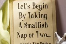 Let's begin by taking a Smallish nap or two ... / Pregnancy, baby development and baby milestones