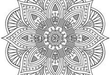 Free Adult Mandala Coloring Pages / If your hectic daily schedule is taking a toll on your peace of mind, or if you are constantly juggling work life and home, Stress Relief Adult Color Book is the ultimate stressbuster for you! You can get the app completely for FREE. http://stressreliefcoloring.bluedreamapps.com/