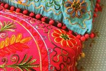 Cushions and Pillows To Love! / Cushions, cushions, CUSHIONS! Who could ask for more!? They're such a quick and gorgeous way to change the look of nearly any room in your home. Home decor at its best!