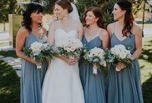 Wedding Color // Blue