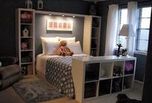 Bedroom ideas / by Tricia Caler