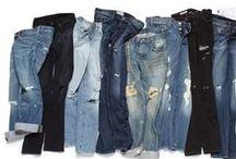 Denim, Leggings, & Trousers  / by Kasady Williams
