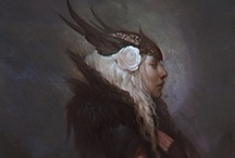 Myth and Legend / by Kati Limback