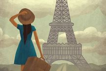 Favorite Places & Spaces / All about Travel ! / by Tink ^_^*❌⭕️