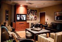 Ronald McDonald Family Room-CHOC Children's / by Orange County Ronald McDonald House