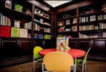 Ronald McDonald Family Room-CHOC Children's at Mission / by Orange County Ronald McDonald House