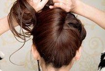 Hairstyles  / by Barbara Frank