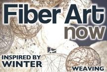 Inside Fiber Art Now Magazine