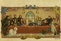 Game of Thrones / by Kati Limback