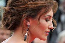 Nieves Alvarez / A most beautiful Spanish model. / by Sharon Olson