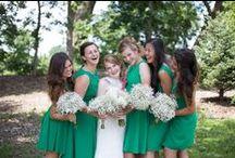 Wedding Color // Green