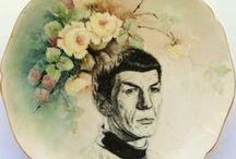 Star Trek / by Kati Limback
