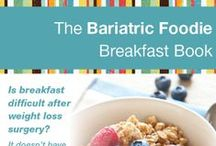 "The Bariatric Foodie Breakfast Book / Photos of recipes from ""The Bariatric Foodie Breakfast Book,"" available on Amazon: http://bit.ly/foodiepwyf"