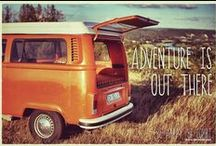 VW campervan / My husband and I recently bought a vw campervan and this is our inspiration board for redoing him :)