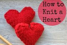 Knitting and Quilting / Fun and fabulous activities we love include knitting and quilting - especially for friends and family members.