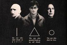 Harry Potter Love! / by Briana Bailey