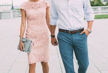 Best Dressed Guest / A wedding guest style guide from the Mother of the Bride to second cousin twice removed.