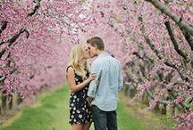 Couples + Engagement {Inspiration} / Couple shoots