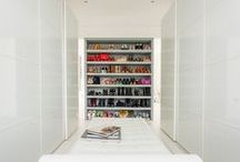 that wardrobe room / Re-furnishing and decorating my walk-in wardrobe room to make the most of the space I have