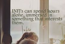Know Thyself - Who Are You? / I'm an INFJ on the Myers Briggs personality test, and an introvert. What about you?