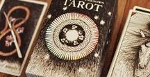Tarot and Oracle Cards / Tarot and oracle cards of all sorts to lust after. A visual record of the cards I'd love to own!