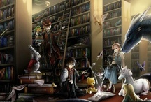 The Magic of Books / by Emileigh Latham