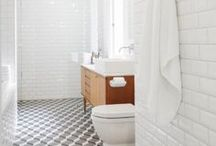 Home | Bathroom / by Candice Surcey