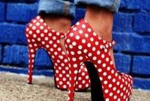 Just Shoes / by Andraya O.