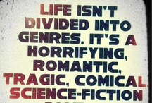 Nerd Life  / All things films, books, television & video games etc..... / by Claryvette Garcia
