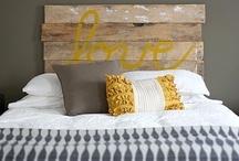 Nesting: For the Home / Home decor inspiration