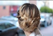 Hairstyle / by Adriana Rebolledo