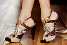 Wild Belles STYLE / animal prints (snake, leopard, cheetah, zebra) fur all things that bring out your wild side.